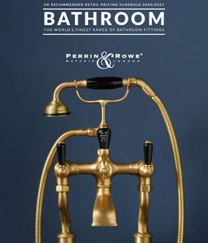 Perrin & Rowe Bathroom Price List
